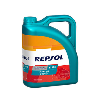 REPSOL ELITE EVOLUTION 5W40 (4L)