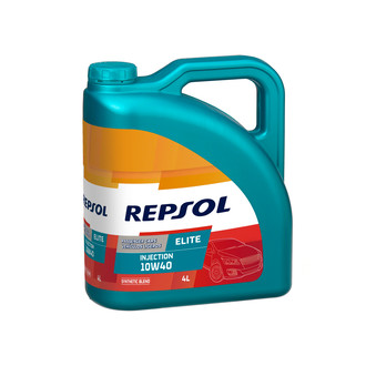 REPSOL ELITE INJECTION 10W40 (4L)