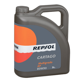 REPSOL CARTAGO MULTIGRADO EP 80W90 (5L)