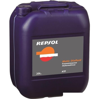 REPSOL MATIC DIAFLUID ATF (20L)
